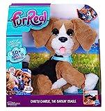 Hasbro–FurReal Chatty Charlie Spielzeug-Hund Mehrfarbig Plüsch Spielzeug (Hund Spielzeug,...