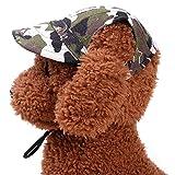 YooGer Haustier-Hundehut-Baseballmütze, Sommer-windundurchlässige...