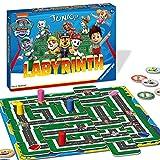 Ravensburger Kinderspiele Paw Patrol Labyrinth, 20799, das bekannte Brettspiel von Ravensburger als...
