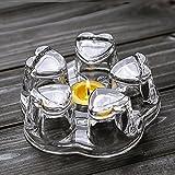 TAMUME Groe Glas Stvchen (Kristall)