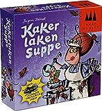 Schmidt Spiele 40843 Kakerlakensuppe, Drei Magier Kartenspiel