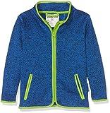 Playshoes Kinder-Jacke aus Fleece, atmungsaktives und hochwertiges Jäckchen mit Reißverschluss,...