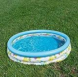 Folding Pool, aufblasbares Kinderbecken, Ozean Ball Pool, Planschbecken, Gartenpool, Kinder...