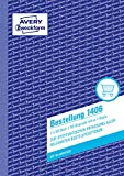 AVERY Zweckform 1406 Bestellung (DIN A5, vorgelocht, 2 x 50 Blatt) weiß