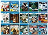 25er Real 3D Blu-ray Movie Collection [25 Filme in 2D + 3D]