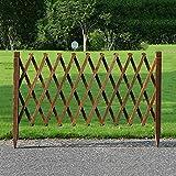 Picket Holz Zaun Panels, Zaun Gate Panel for Home Yard Garden Pflanze Klettern Gittere Partition...