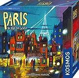 KOSMOS 680442 Paris - Die Stadt der Lichter, Das Duell um die besten Bauplätze, Strategiespiel für...