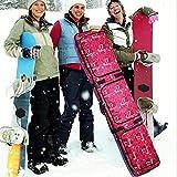 Yves25tate Skitasche Skisack Für Ski Skistoecke, Schitasche Zum Aufbewahren Und Transport Beim...