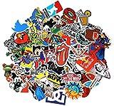 Neuleben Aufkleber Pack [100-pcs] Graffiti Sticker Decals Vinyls für Laptop, Kinder, Autos,...