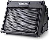 Coolmusic BP40 40W Batteriebetriebener tragbarer Akustikgitarrenverstärker, für Interpreten...