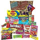 Heavenly Sweets Amerikanische Vegetarische Süßigkeiten-Box - Auswahl an süßen Leckereien &...