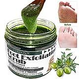 Fuß peeling, Foot Scrub, Fusspeeling, Foot Exfoliating, Fußmaske zur Entfernung von Hornhaut, für...