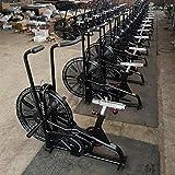 Das neue Drag Bike Fitness Spinning kommerzielle Heimtrainer Fahrrad direkt ab Werk Fan (Color :...