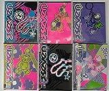 Notizbuch Maxi spiralgebunden Seven GIRL MAX QTY + 30% Seiten–1Zeile–80Blätter