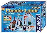 KOSMOS C3000 - Chemielabor, hochwertiges Labor fr 330 anspruchsvolle Experimente, Chemie fr Kinder...
