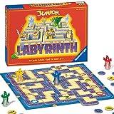 Ravensburger 21210 - Junior Labyrinth - Familienklassiker für die Kleinen, Spiel für Kinder ab 5...