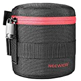 Neewer Tasche für Objektiv mit Zylinder, für 18-55 mm, wie Canon 50-1.4 50-1.8 85-1.8 18-55 35-2,...