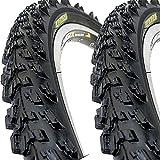 2 x Kenda K829 Fahrrad Reifen 26 x 1,95 | 50-559 schwarz Set NEU BIKE