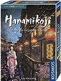 KOSMOS 692940 Hanamikoji - Das Duell um die Gunst der Geishas. Spiel für zwei Spieler, Kartenspiel...