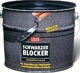 Lugato Schwarzer Blocker Spachtelmasse 5 kg - Für Abdichtungs-, Reparatur- und Klebearbeiten am...