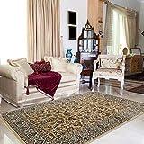 mynes Home Moderner Orient Teppich Klassisch Gemustert Vintage Orientalischer Design Kurzflor dicht...