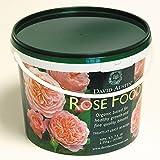 Rosen-Dünger David Austin'Rose Food' - 2,25 kg Rosendünger Organisch-mineralisch mit...