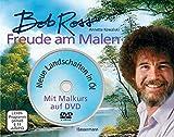 Freude am Malen-Set. Neue Landschaften in Öl. Ein Malkurs in Buch und auf DVD: Nach der Kultserie...