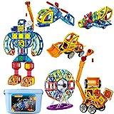 Zxllyntop Magnetische Blöcke Kinder Fliesen Blöcke Spielzeug Kreativität Spielzeug for...