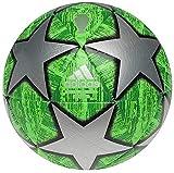 adidas Größe 4 Fußball Europa-Turnierball Champions League Madrid Finale 2019 Solar Grün Alter...