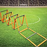 ZYHA Koordinationsleiter Agility Ladder trainingsleiter Fussball Leiter,Premium Trainingsleiter mit...