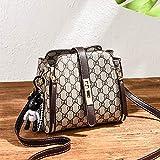 CHQArt- und Weiseschulterbeutel-Damen-diagonale Handtaschen-Handtasche G 20 * 11 * 19CM