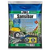 JBL Sansibar Dark 67050, Bodengrund Dunkel für Süßwasser-Aquarien, 5 kg