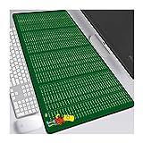 1STSPT Anime Mauspad Gaming Mauspad Gamer Großes Mauspad Big Computer Mousepad XXL 900 x 400...