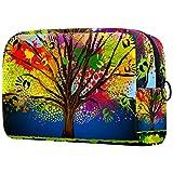 Colorful Tree Cooperation Kosmetiktasche für Frauen, bezaubernde, geräumige Make-up-Taschen,...