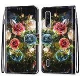 i-Case für Xiaomi Mi A3 Hülle Case,Xiaomi Mi A3 Handyhülle Brieftasche, PU Leder Tasche Book Type...