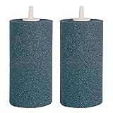 VIVOSUN Großen Air Stein Zylinder für Aquarium und Hydrokultur 2PCS 4 x 2 inch