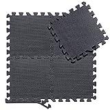 arteesol Schutzmatten Set - 18 Puzzlematten je 30x30x1cm,Premium Bodenschutzmatten Unterlegmatten...