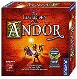 Kosmos 691745 - Die Legenden von Andor, Das Grundspiel, Kennerspiel des Jahres 2013, kooperatives...