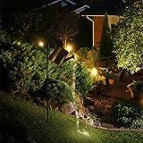 Yesheng LED-Lichterkette, Gießkannen-Lampe, Sternendusche, Gartenlichter, Sternenfeen-Nachtlicht,...