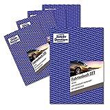 AVERY Zweckform 223-5 Fahrtenbuch (für PKW, vom Finanzamt anerkannt, A5, auf 80 Seiten für 858...