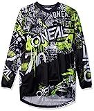 O'NEAL | Motocross-Shirt Langarm | MX MTB Mountainbike | Passform für Maximale Bewegungsfreiheit,...