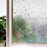 Mattierte undurchsichtige Sichtschutzfolie,Selbstklebende Anti-Ultraviolett -Glasfolie,verwendet...