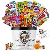 ALL SWEET 28 Teile Süßigkeiten aus Aller Welt, Amerikanische Süssigkeiten Box XXL, Süßigkeiten...