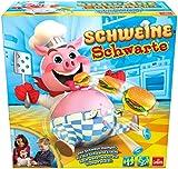 Goliath 30341 Schweine Schwarte Kinder-Gesellschaftsspiel   ausgezeichnetes Kinder-Spiel mit...