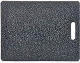 Zeller 26057 Schneidebrett Granitoptik, Kunststoff, ca. 36,5 x 27,5 x 0,8 cm