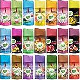 12x Fresh & More Mix Paket Lutferfrischer Fr Automatische Duftspender -250ml
