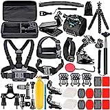 Neewer 50-in-1 Action-Kamera Zubehör Set, kompatibel mit GoPro Hero9/Hero8/Hero7, GoPro Max, GoPro...