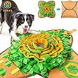 AWOOF 【Aktualisierte】 Schnüffelteppich Hund Intelligenzspielzeug für Hunde Schnüffelspielzeug...