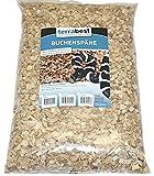 Buchenspäne grob 3-10 mm 20 Liter Buchenhack Bodengrund Einstreu Terrarium