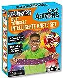 Intelligente Knete DO IT YOURSELF Set (Glitzer Set) BPA- und glutenfrei